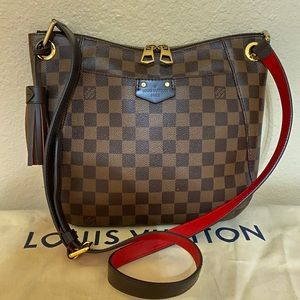 SOLD!! Authentic Louis Vuitton South Bank Besace